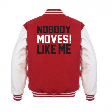 Moves Varsity Jacket