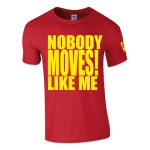 Moves! originele shirt